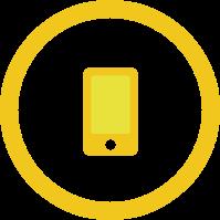 利用ユーザー向けのスマートフォンサイト